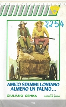 Amico, stammi lontano almeno un palmo - Italian Movie Cover (xs thumbnail)