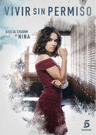 """Vivir sin permiso"" - Spanish Movie Poster (xs thumbnail)"