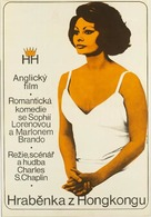 A Countess from Hong Kong - Czech Movie Poster (xs thumbnail)