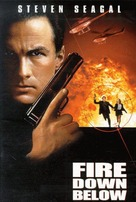 Fire Down Below - DVD cover (xs thumbnail)