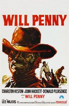 Will Penny - Belgian Movie Poster (xs thumbnail)