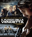 Out of the Furnace - Italian Blu-Ray cover (xs thumbnail)