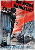 Davy Crockett, Indian Scout - Swedish Movie Poster (xs thumbnail)