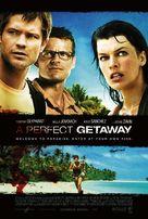 A Perfect Getaway - Movie Poster (xs thumbnail)