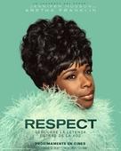 Respect - Spanish Movie Poster (xs thumbnail)