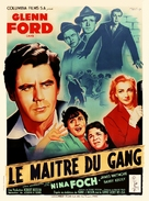 The Undercover Man - French Movie Poster (xs thumbnail)
