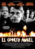 The Fourth Angel - Spanish Movie Poster (xs thumbnail)