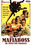 La mala ordina - German DVD movie cover (xs thumbnail)