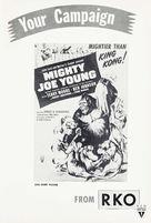 Mighty Joe Young - poster (xs thumbnail)