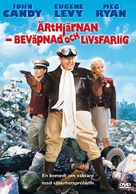 Armed and Dangerous - Swedish DVD movie cover (xs thumbnail)