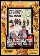 Una ragione per vivere e una per morire - Spanish poster (xs thumbnail)