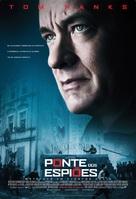 Bridge of Spies - Brazilian Movie Poster (xs thumbnail)