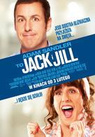 Jack and Jill - Polish Movie Poster (xs thumbnail)
