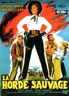 The Maverick Queen - French Movie Poster (xs thumbnail)
