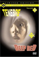 Tenebre - DVD movie cover (xs thumbnail)