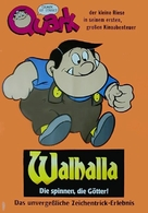 Valhalla - German Movie Poster (xs thumbnail)