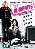The Runaways - British Movie Cover (xs thumbnail)