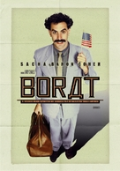 Borat: Cultural Learnings of America for Make Benefit Glorious Nation of Kazakhstan - Argentinian Movie Poster (xs thumbnail)