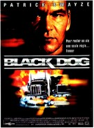 Black Dog - French Movie Poster (xs thumbnail)