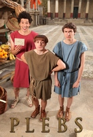 """Plebs"" - British Movie Poster (xs thumbnail)"
