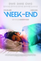 Weekend - French Movie Poster (xs thumbnail)