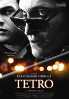 Tetro - French Movie Poster (xs thumbnail)