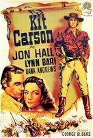 Kit Carson - Spanish Movie Poster (xs thumbnail)