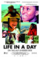 Life in a Day - German Movie Poster (xs thumbnail)