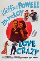 Love Crazy - Movie Poster (xs thumbnail)