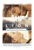 Lion - Brazilian Movie Poster (xs thumbnail)