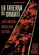 Inn of the Damned - Italian DVD cover (xs thumbnail)