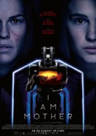 I Am Mother - German Movie Poster (xs thumbnail)