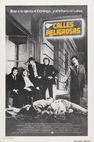Mean Streets - Puerto Rican Movie Poster (xs thumbnail)