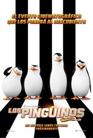 Penguins of Madagascar - Argentinian Movie Poster (xs thumbnail)