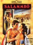 Salambò - French Movie Poster (xs thumbnail)