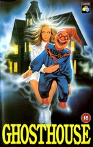 La casa 3 - Ghosthouse - British VHS cover (xs thumbnail)