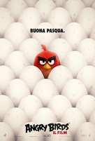 The Angry Birds Movie - Italian Theatrical movie poster (xs thumbnail)