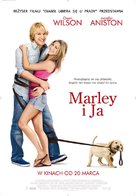 Marley & Me - Polish Movie Poster (xs thumbnail)