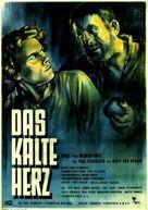 Das kalte Herz - German Movie Poster (xs thumbnail)