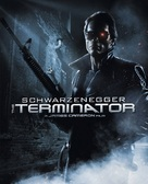 The Terminator - Blu-Ray movie cover (xs thumbnail)
