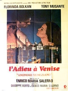 Anonimo veneziano - French Movie Poster (xs thumbnail)