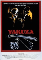 The Yakuza - German Movie Poster (xs thumbnail)