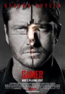 Gamer - Swedish Movie Poster (xs thumbnail)
