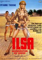 Ilsa, Harem Keeper of the Oil Sheiks - German Movie Poster (xs thumbnail)