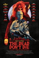 The Dead Don't Die - British Movie Poster (xs thumbnail)