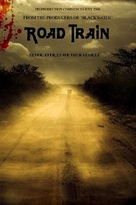Road Train - British Movie Poster (xs thumbnail)