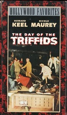 The Day of the Triffids - VHS cover (xs thumbnail)