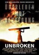 Unbroken - German Movie Poster (xs thumbnail)