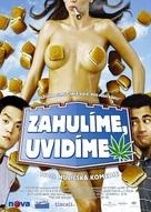 Harold & Kumar Go to White Castle - Czech Movie Poster (xs thumbnail)