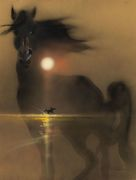 The Black Stallion - Key art (xs thumbnail)